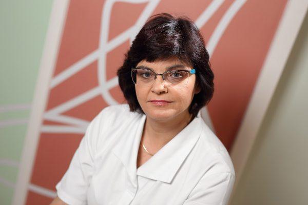 <b>Suzana Peternelj Marinšek,</b> dr. med., spec. ginekologije in porodništva